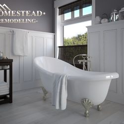 Superbe Photo Of Homestead Remodeling U0026 Consulting   Woodbury, MN, United States.  Gorgeous Bathroom ...
