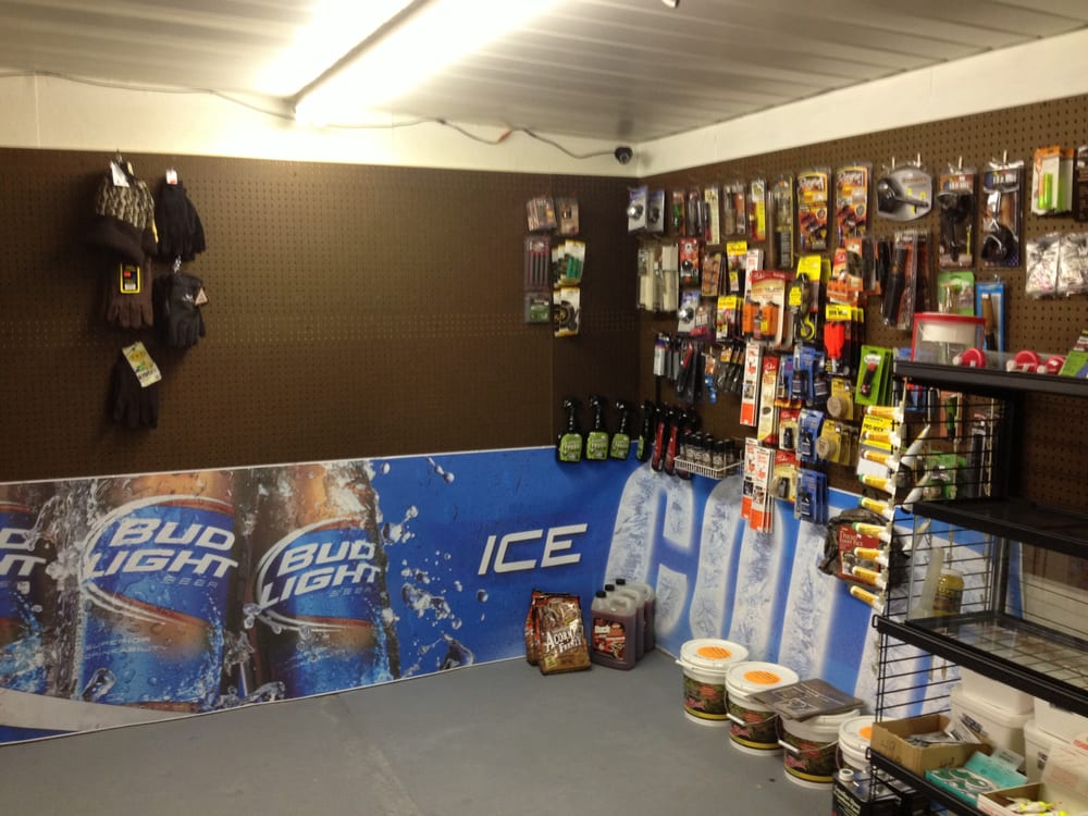 Joe's Party Store: 1020 S Bunn Rd, Hillsdale, MI