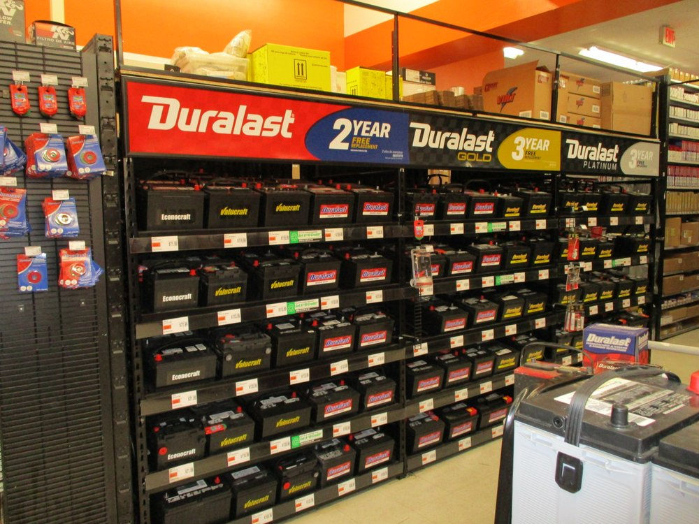 AutoZone Auto Parts: 24361 Muirlands Blvd, Lake Forest, CA