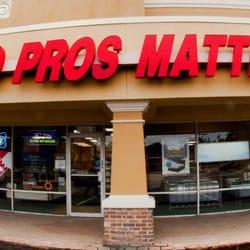 Photo Of Bed Pros Mattress Brandon Fl United States Front