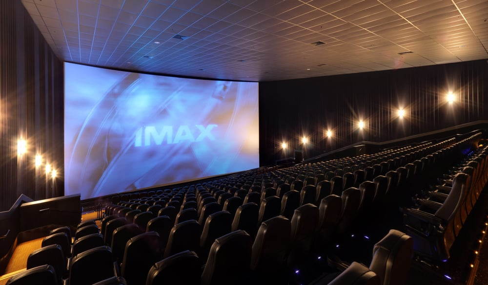 Delaware S First And Only Imax Theatre Featuring A 70