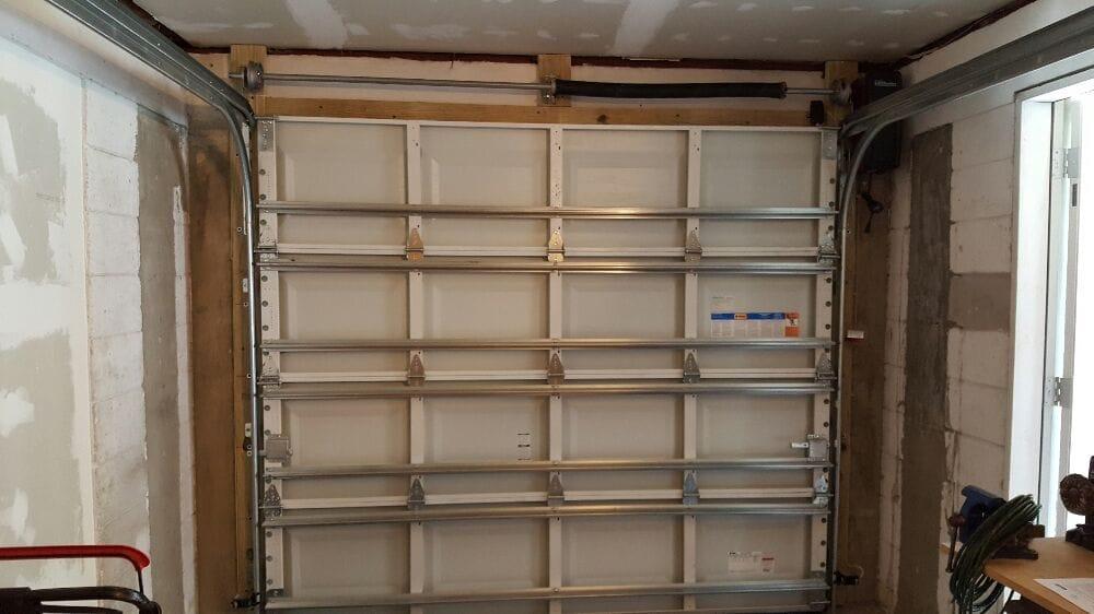 8x7 clopay hurricane impact garage door yelp for Clopay hurricane garage doors
