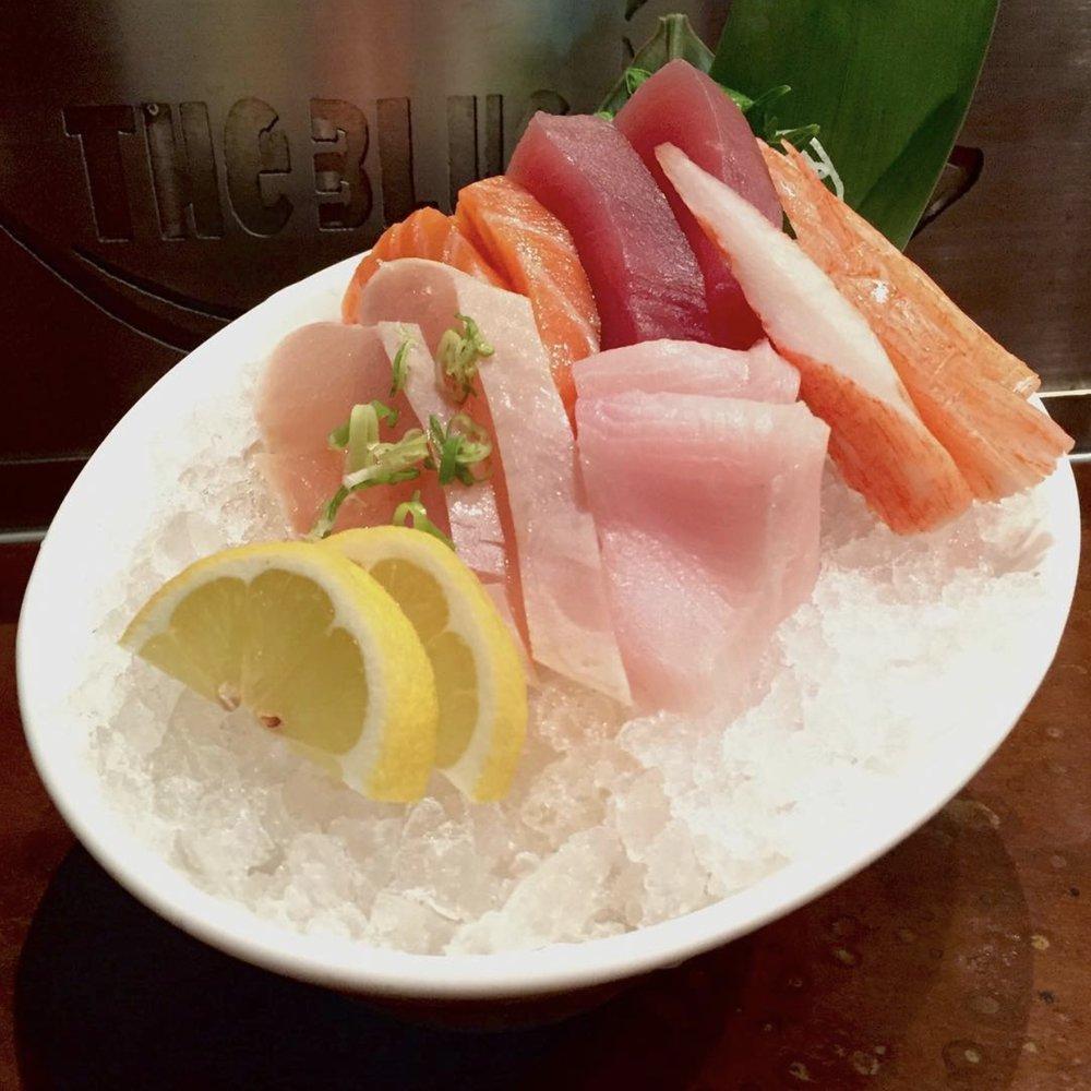 The blue fish katy 42 photos 38 reviews sushi 2643 for Blue fish sushi menu