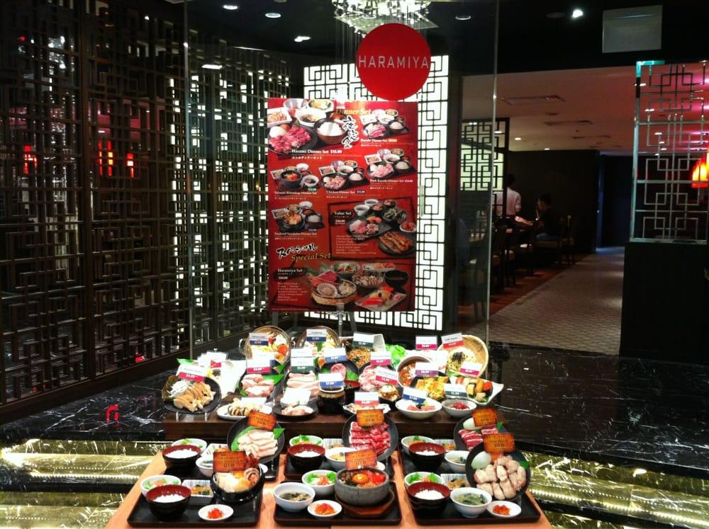Haramiya Japanese BBQ Restaurant Singapore