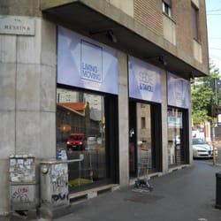 Pozzoli Living & Moving - Negozi d\'arredamento - Via procaccini ang ...