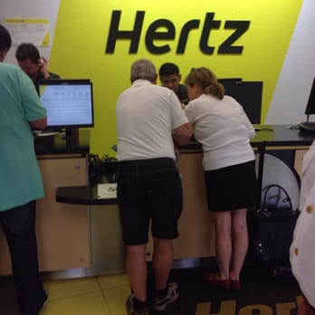 Hertz Rent A Car Cape Canaveral Fl