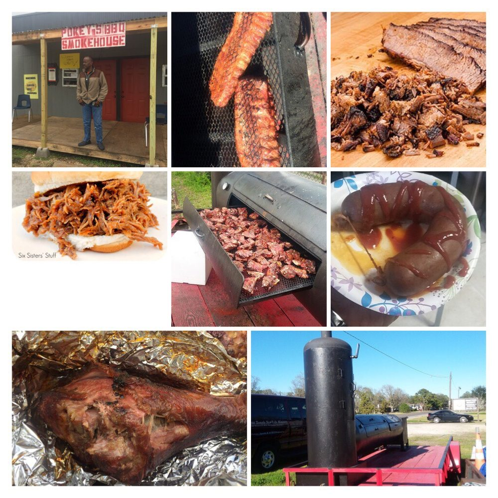 Pokey's BBQ: 4446 Procter St, Port Arthur, TX