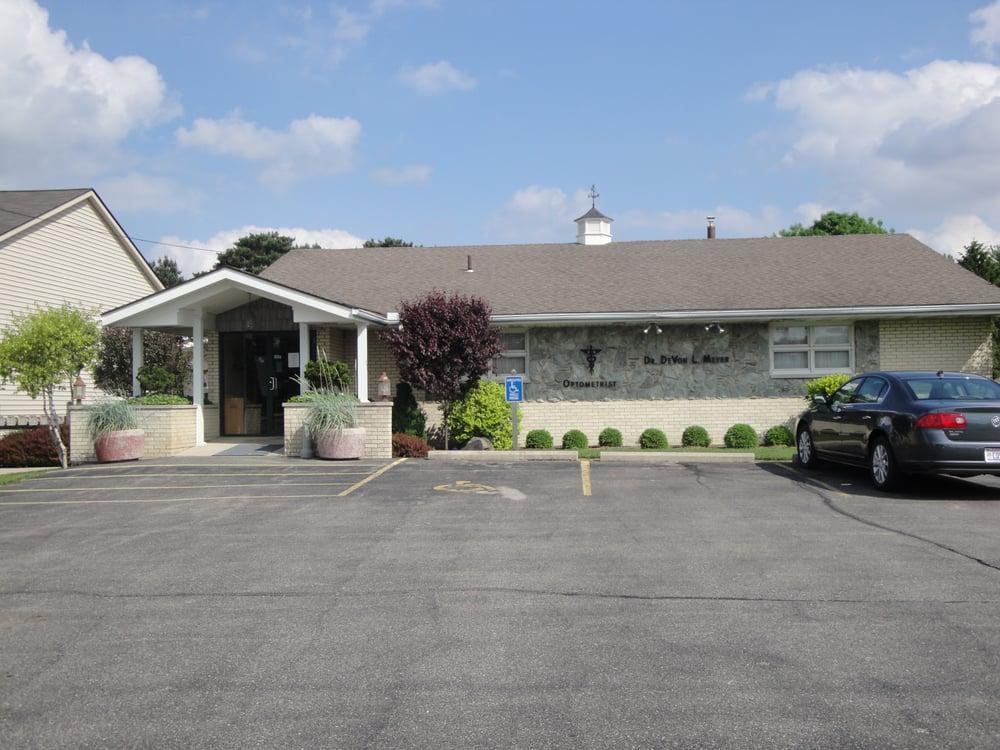 Miami Valley Vision Care Inc: 309 Eaton Lewisburg Rd, Eaton, OH
