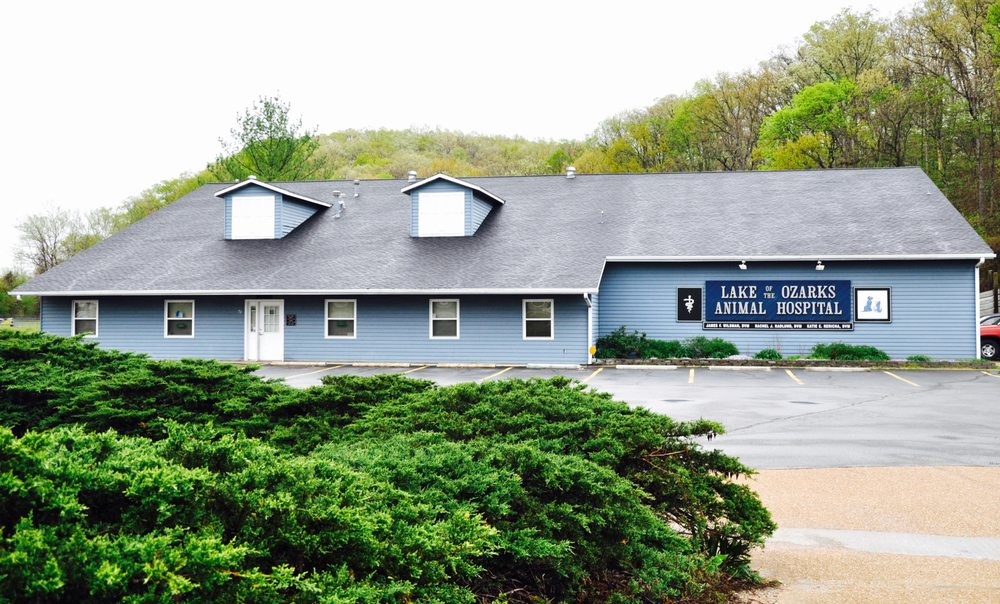 R Veterinary at The Lake: 76 Business Park Rd, Linn Creek, MO