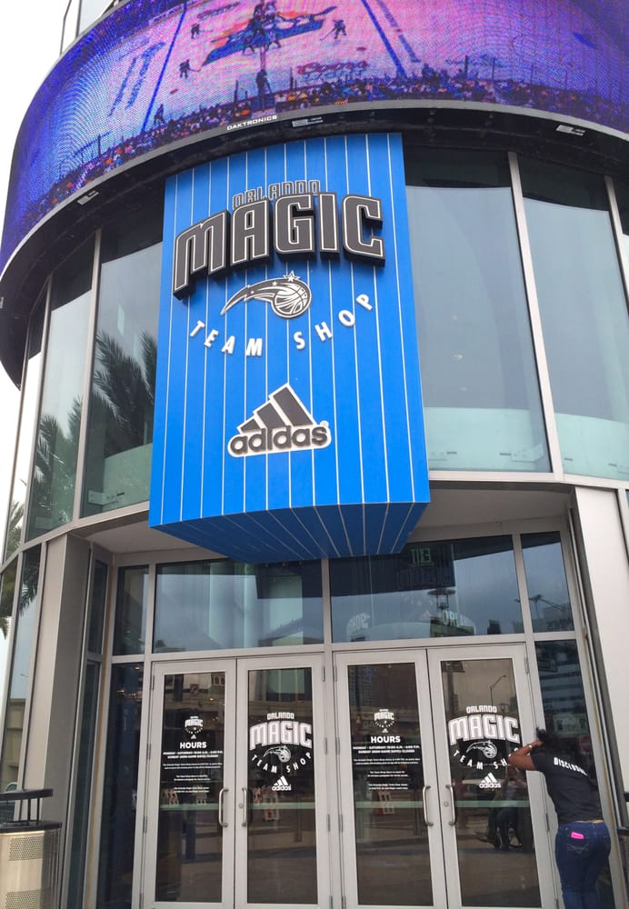 Orlando Magic Team Shop