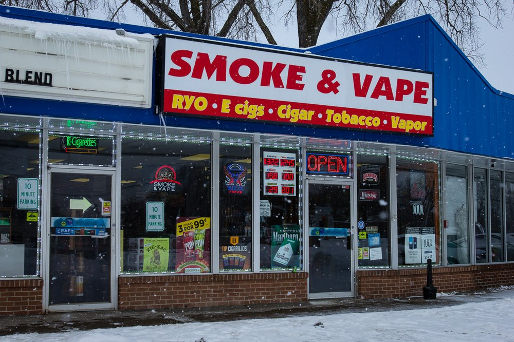 Smoke And Vape: 2311 37th Ave NE, Columbia Heights, MN