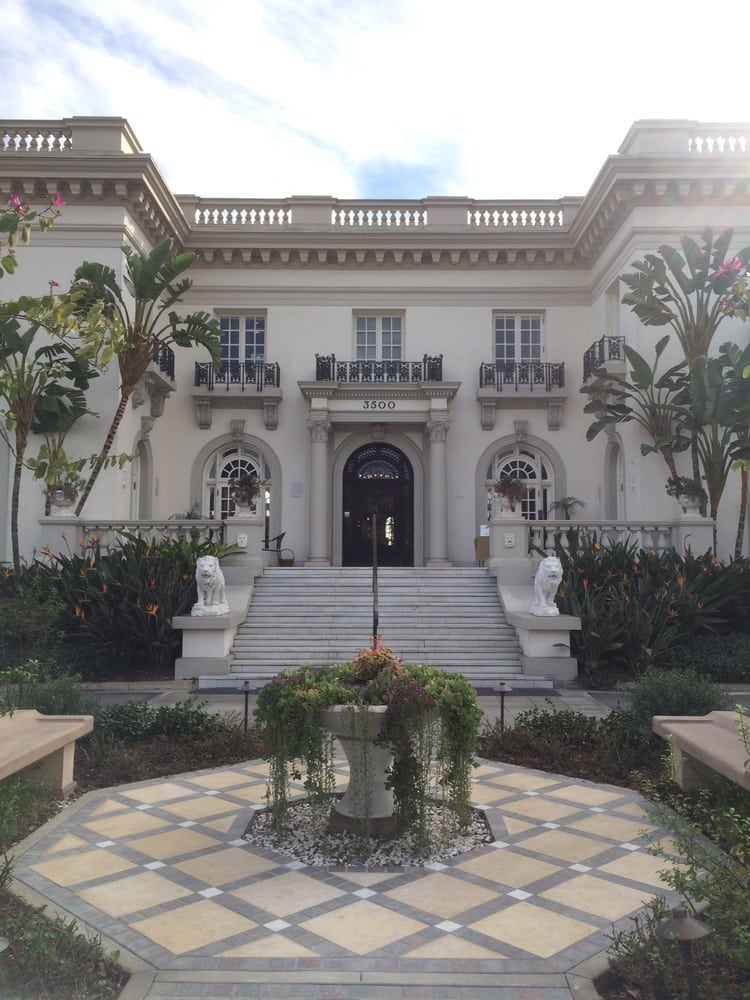 The Entrance To The Mansion Yelp