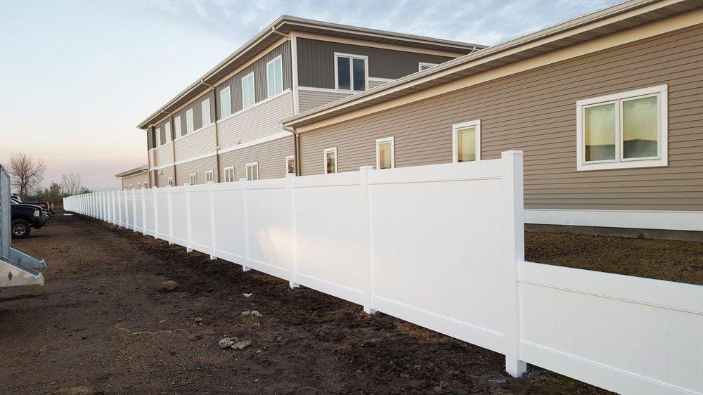 Absolute Fence: 635 10th St NE, West Fargo, ND