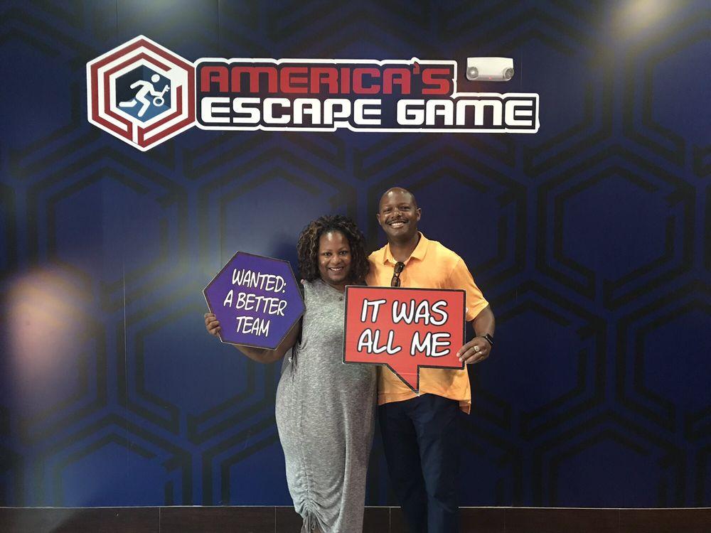 America's Escape Game: 8723 International Dr, Orlando, FL
