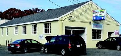 Cambridge Street Auto Body: 25 Grant Ave, Burlington, MA