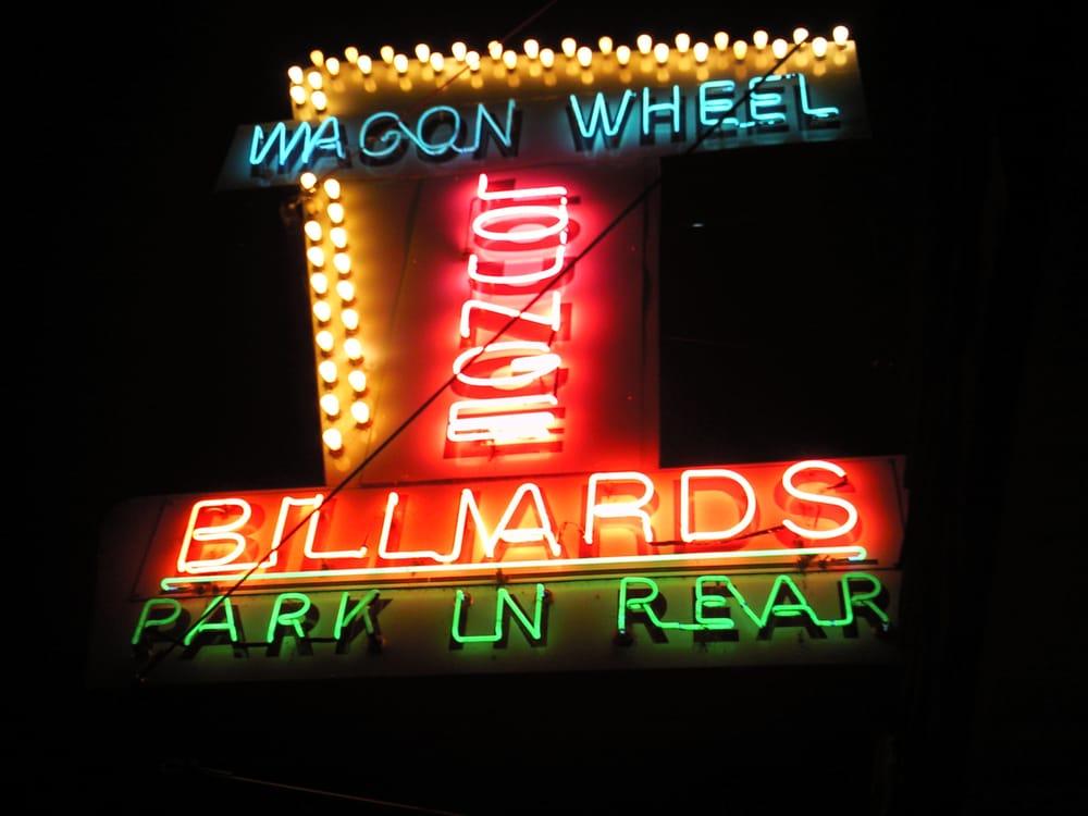 Wagon Wheel Lounge Hotel