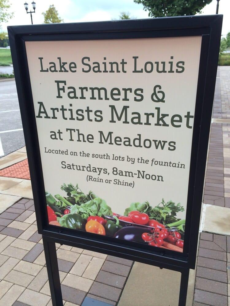 Lake St. Louis Farmer's Market: 20 Meadows Cir Dr, Lake St. Louis, MO