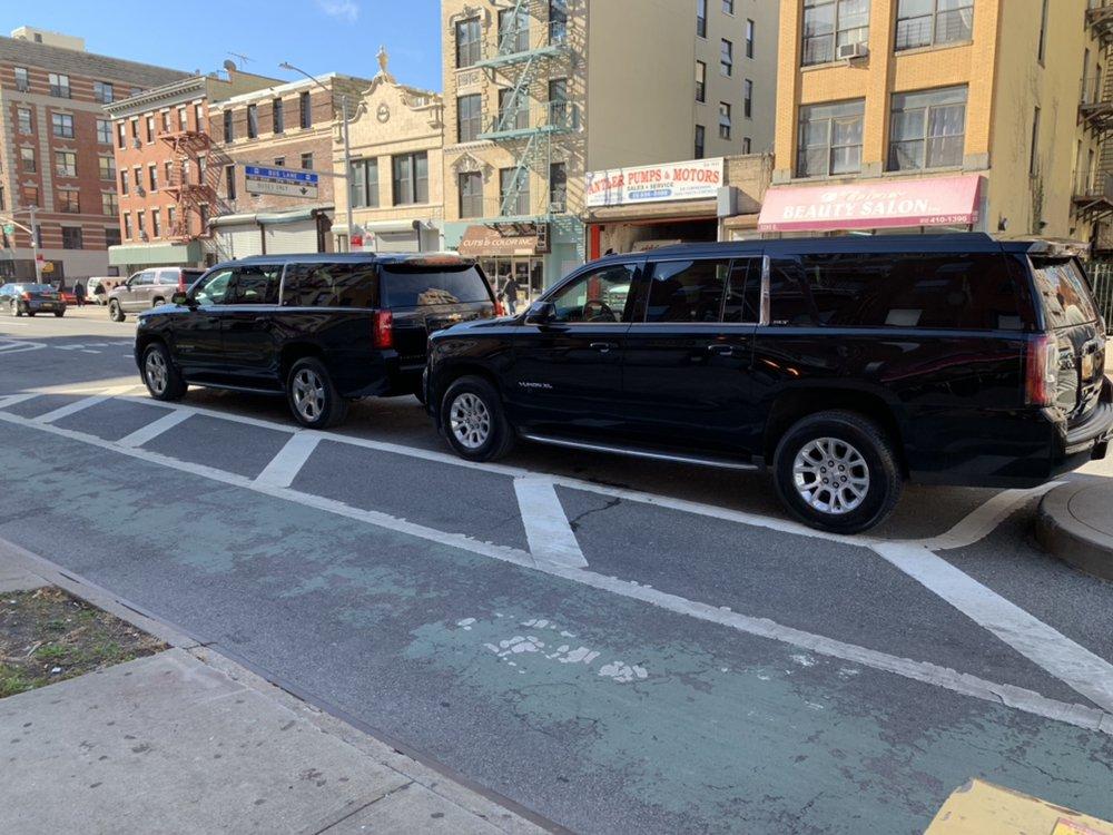 Ultimate Black Car