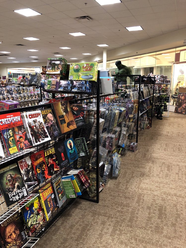 Photo of Harrison's Comics and Pop Culture: Woburn, MA