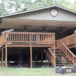 Pine cove cabin vacation rentals 531 kingston rd for Lake o the pines fishing report