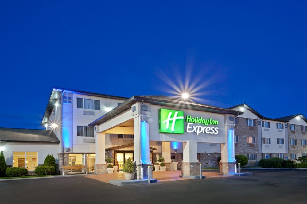 Holiday Inn Express Pendleton: 600 SE Nye Ave, Pendleton, OR
