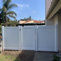 Vinyl Pro Fence - 488 Photos & 47 Reviews - Fences & Gates - 8380