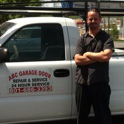 Abc garage door repair servi os de port o autom tico for Garage door repair ogden utah