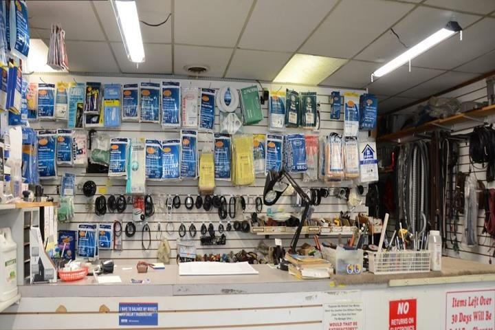 Columbia Vacuum And Appliance - Sales And Service: 410 S James Campbell Blvd, Columbia, TN
