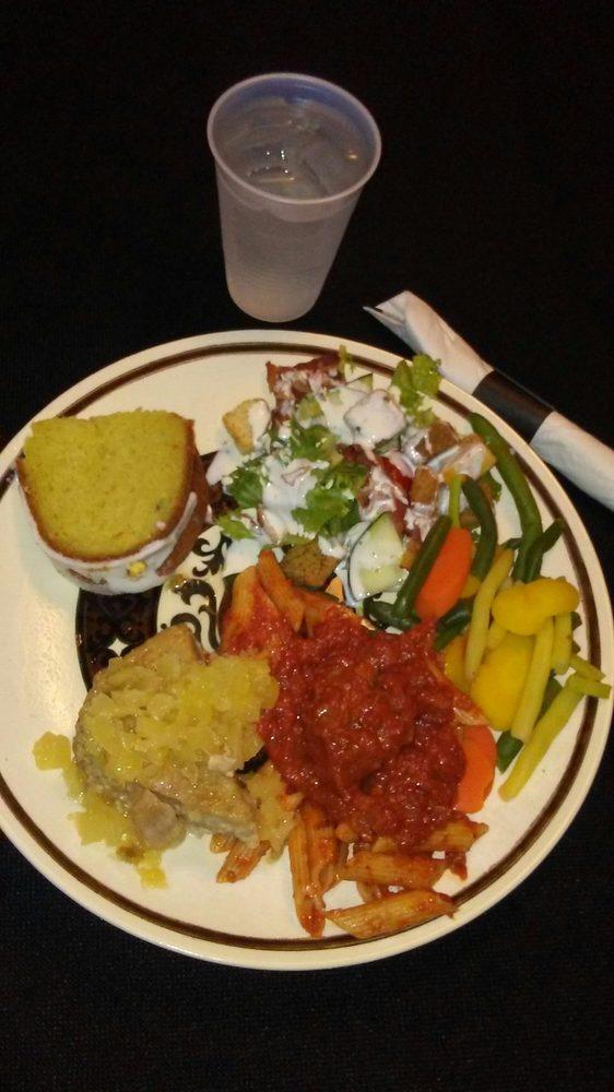 Food from Edinboro Hotel