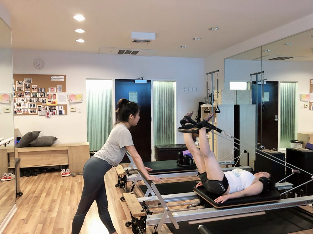 The Pilates Studio of Beverly Hills: 333 S Beverly Dr, Beverly Hills, CA