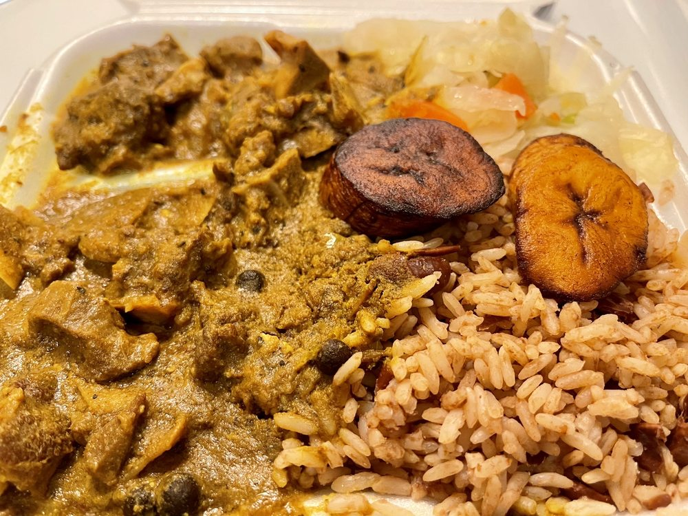 Food from Paradise West Indian American Restaurant