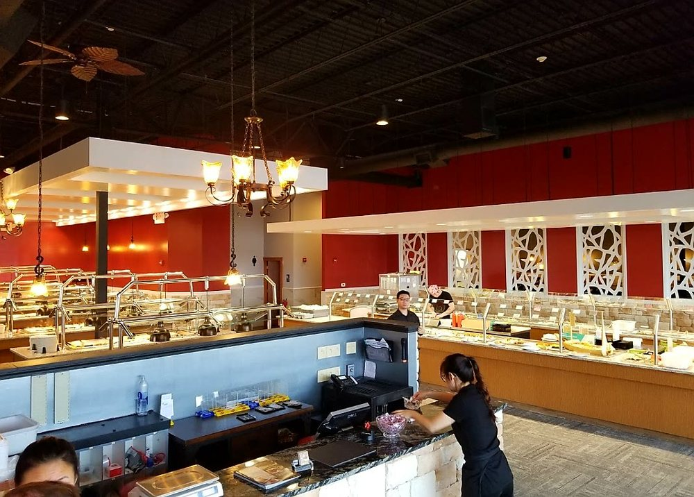 Lovers Lane Sushi and Seafood Buffet - Yelp