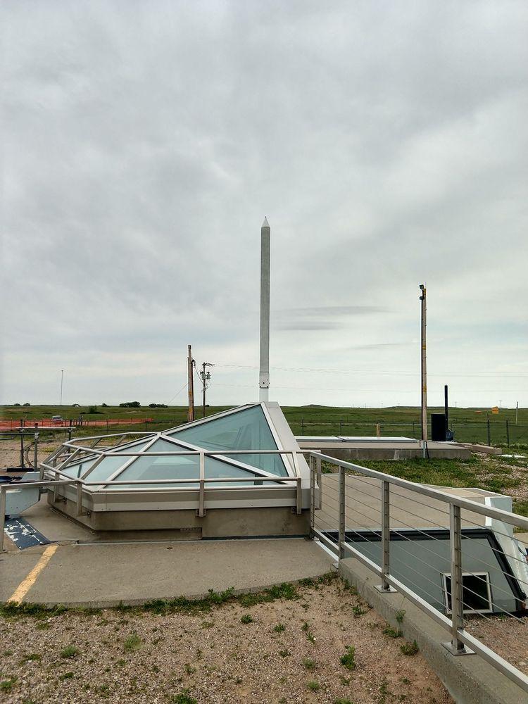 Minuteman Missile Silo Delta-09: 24545 Cottonwood Rd, Philip, SD