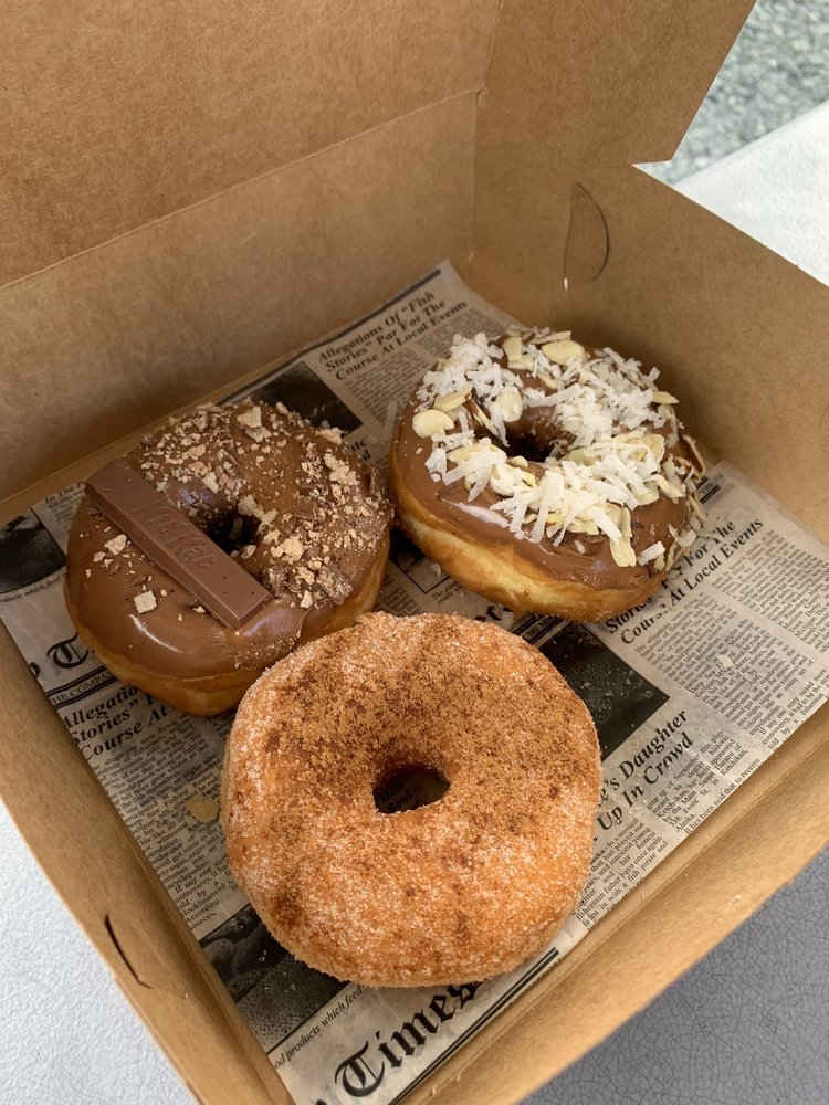 Wood Doughnuts: Carr. 199 S/N, Guaynabo, PR