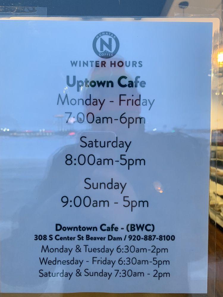 Nunatak Coffee: 201 Gateway Dr, Beaver Dam, WI