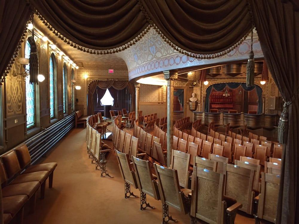 Mabel Tainter Memorial Theater: 205 Main St E, Menomonie, WI