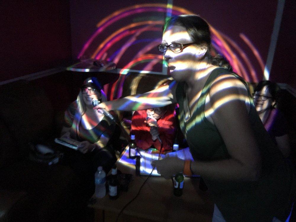 Q  Karaoke: 4519 S Orange Blossom Trl, Orlando, FL