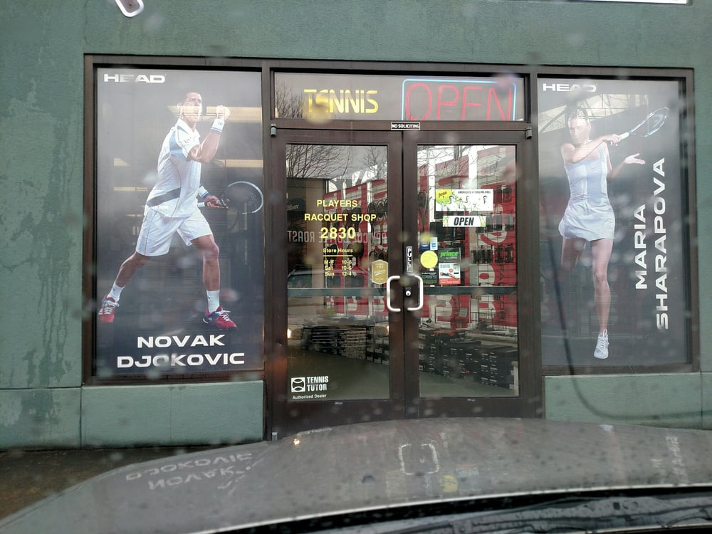 Player's Racquet Shop
