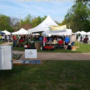Photo Of Tulsa Garden Center   Tulsa, OK, United States. Spring Fest