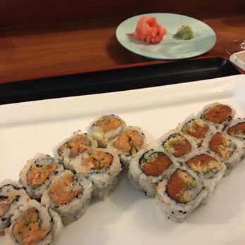 Image result for mike's sushi spicy tuna roll