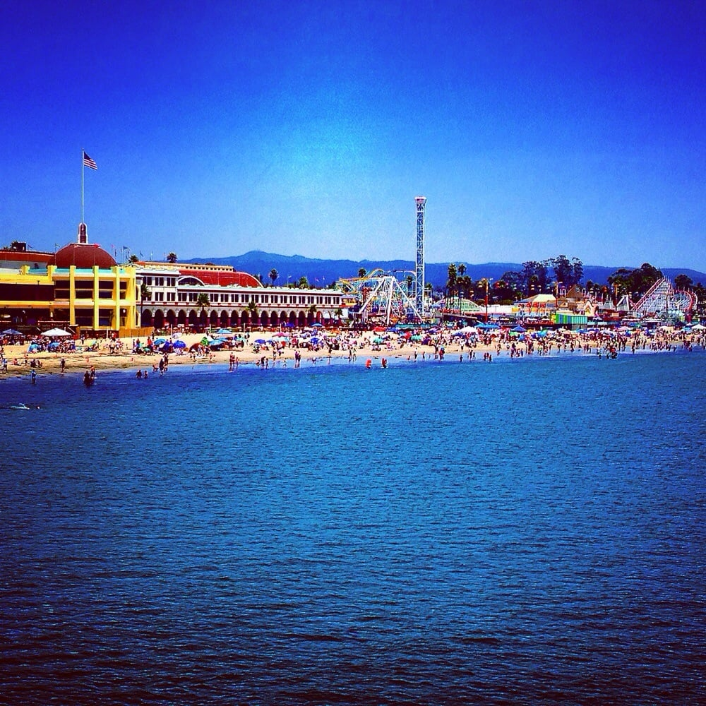 The Pier: Santa Cruz Beach Boardwalk