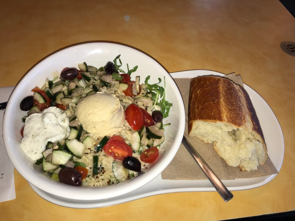 Panera Bread: 661 Blanding Blvd, Orange Park, FL