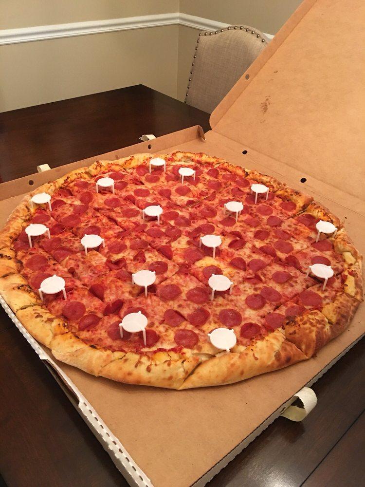 Glen Echo Pizza & Subs: 7307 MacArthur Blvd, Bethesda, MD