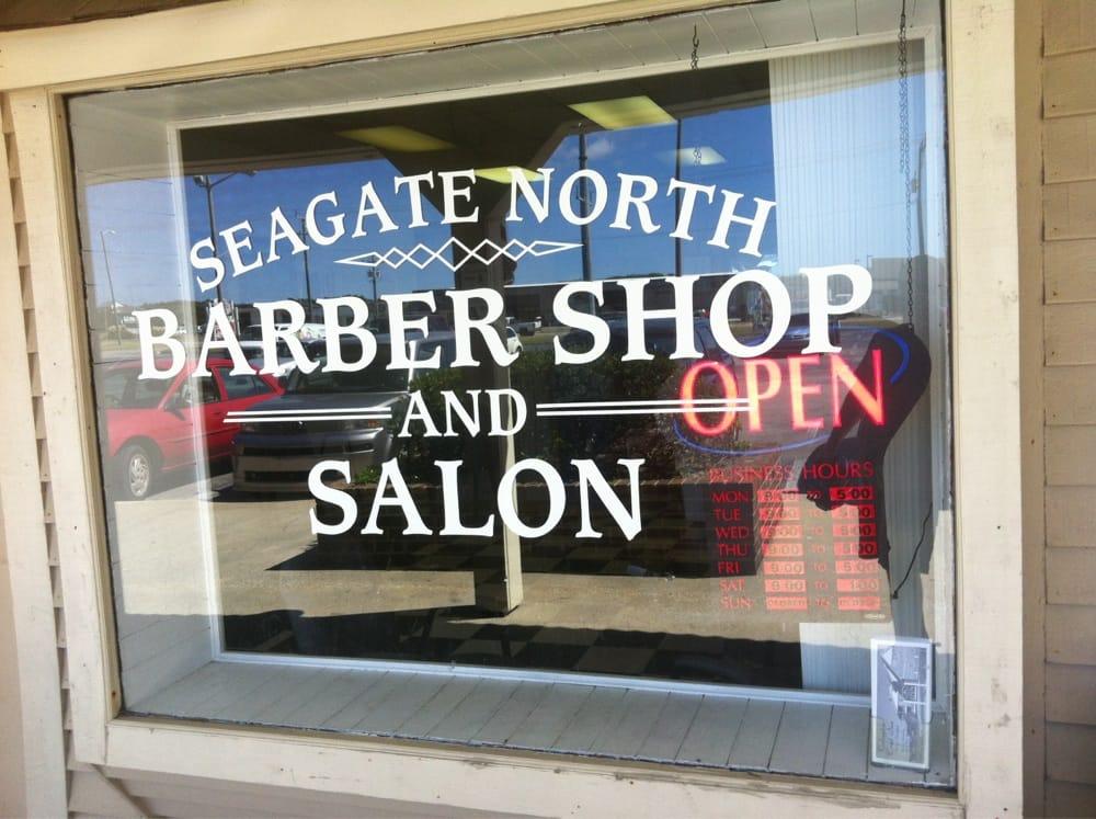 Seagate North Barber Shop and Salon: 3105 Norh Croatan Hwy, Kill Devil Hills, NC