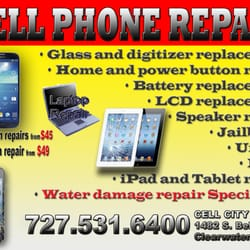Cell City - 15 Reviews - Mobile Phone Repair - 1482 S Belcher Rd ...