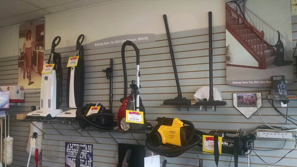Beal's Vacuum Cleaner Sales and Service: 1834 Fulton Ave, Sacramento, CA