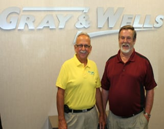 Gray & Wells Collision Center: 2005 E 10th St, Jeffersonville, IN