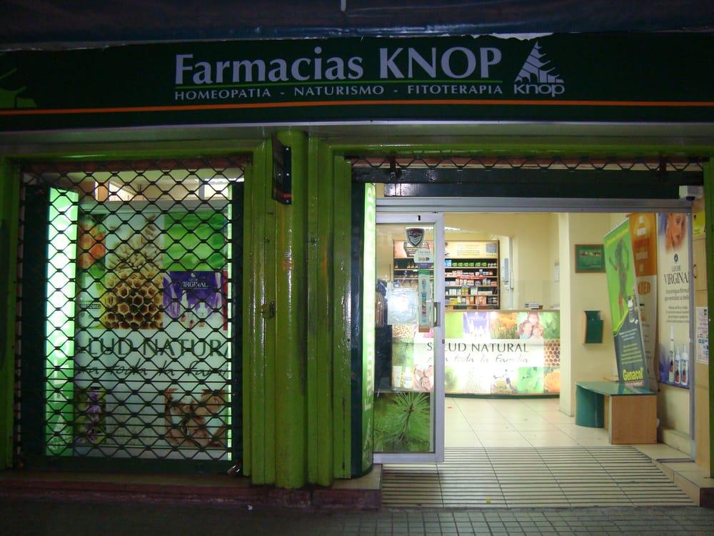 Farmacia Knop - Apotheke - Eyzaguirre 567, San Bernardo