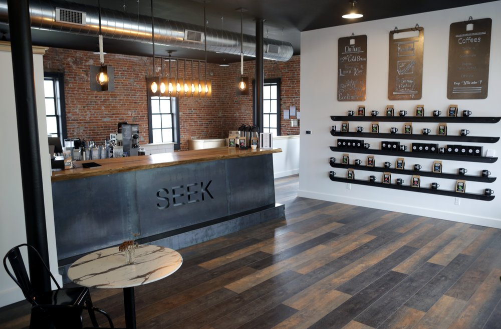 Seek Coffee: 1018 Maupin Ave, New Haven, MO