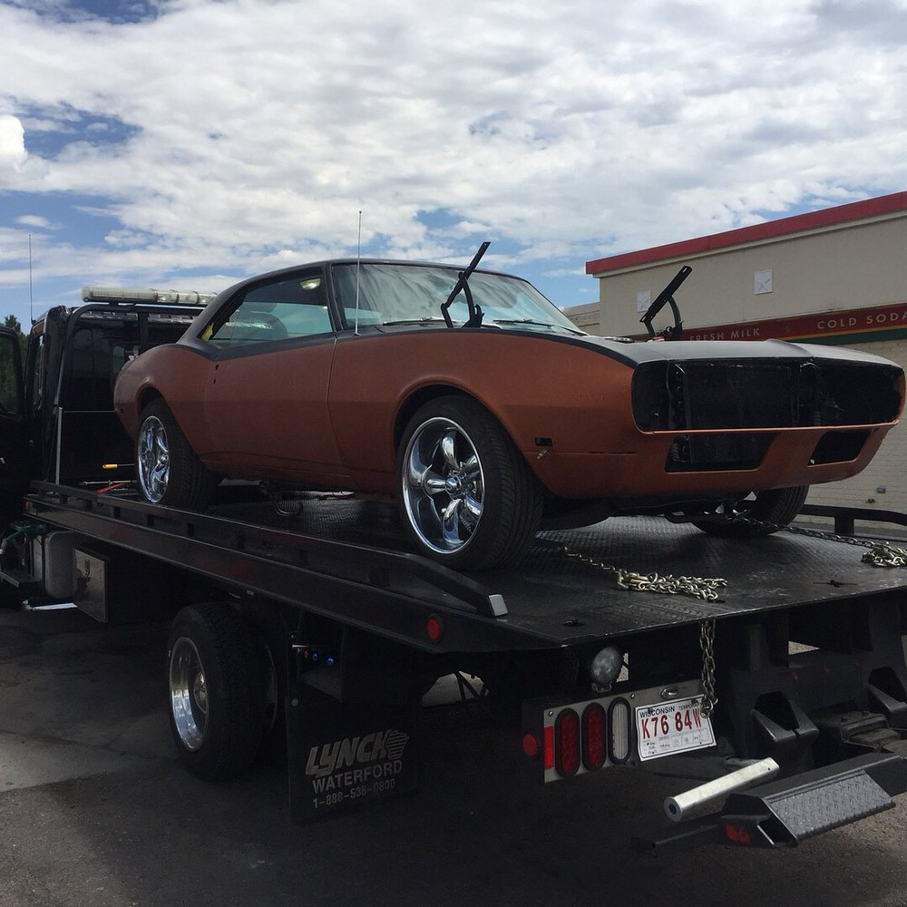 Vik's Towing & Recovery: 18942 E Vassar Dr, Aurora, CO